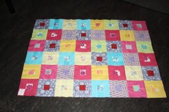 Squares Quilt